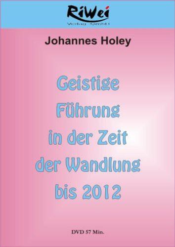 DVD: Geistige Führung bis 2012