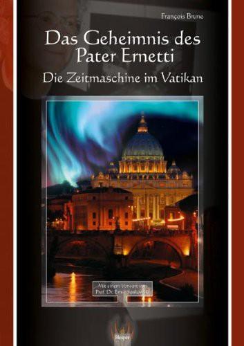 Das Geheimnis des Pater Ernetti Buchcover