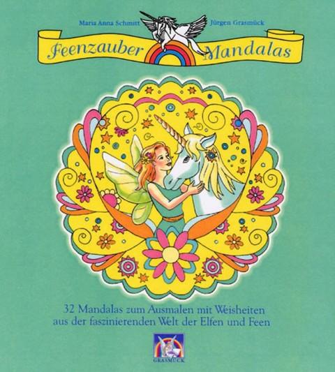 Feenzauber Mandalas: 32 Mandalas zum Ausmalen