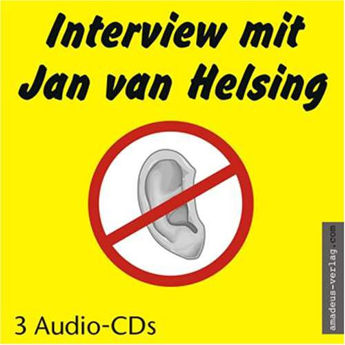 CD: Interview mit Jan van Helsing (Mängelexemplar)