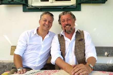 Jan mit Dr. Eifler