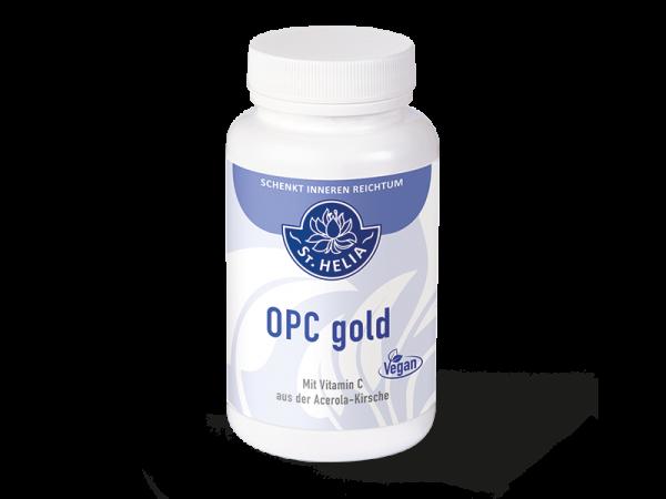 St. Helia OPC gold, 60 Kapseln, vegan
