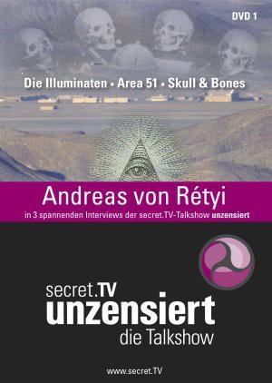 DVD: Die Illuminaten - Area 51 - Skull & Bones