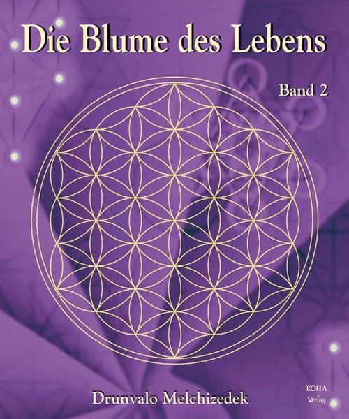 Die Blume des Lebens Band 2 Buchcover