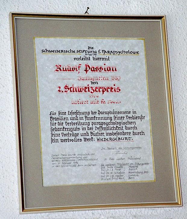 Urkunde-der-Schweizerischen-Stiftung-f-r-Parapsychologie