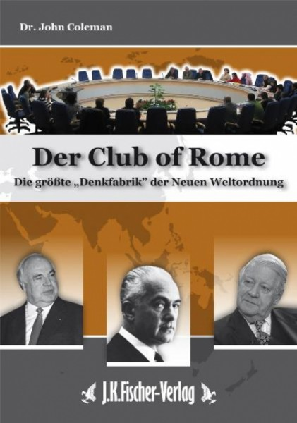 Der Club of Rome Buchcover