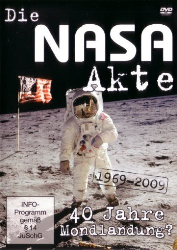 Die Nasa-Akte DVD