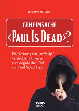 """Geheimsache """"Paul Is Dead""""?"""