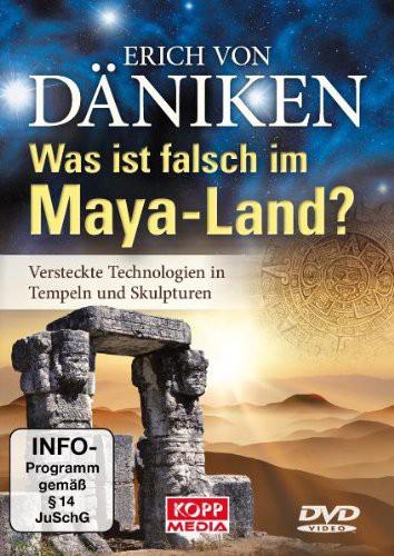 DVD: Was ist falsch im Maya-Land?