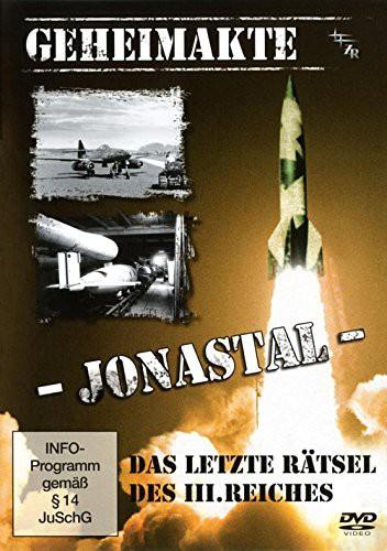 Geheimakte Jonastal: DVD