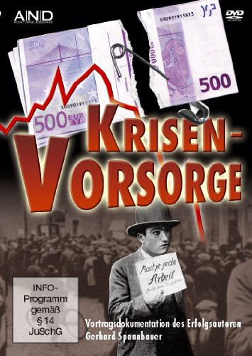 Krisen-Vorsorge: DVD