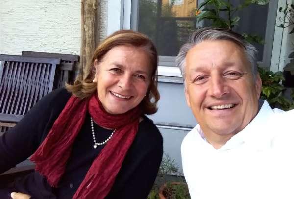 Jan und Eva Maria Griese