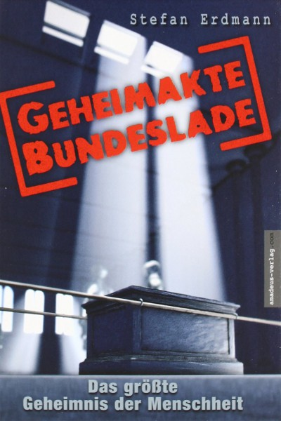 Geheimakte Bundeslade (Mängelexemplar)