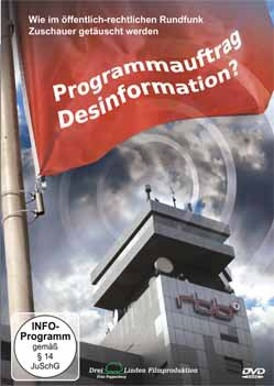 DVD: Programmauftrag Desinformation?